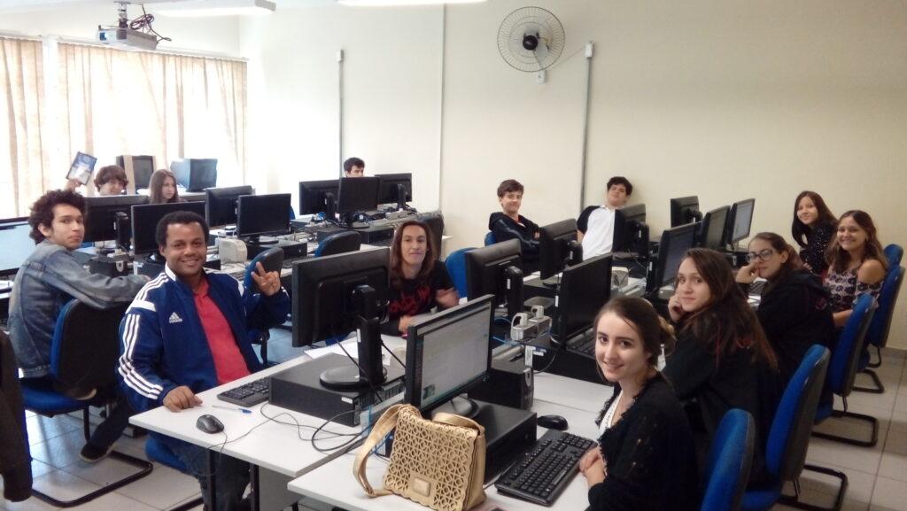 Workshop de Criação de Blogs