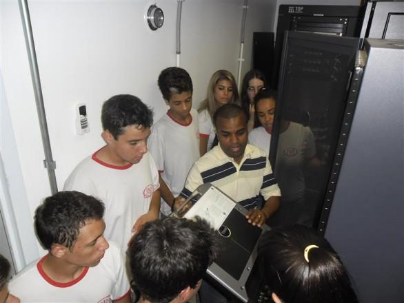 alunos tecnico informatica visita fabrica estrela 06